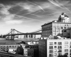 Manhatten Bridge III